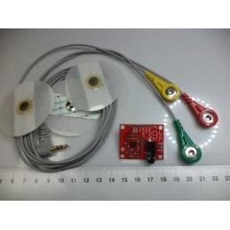 AD8232 ECG Kalp Atış izleme Sensörü