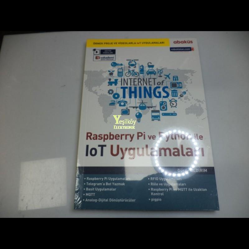 Raspberry Pi ve Phton ile IOT Uygulamaları