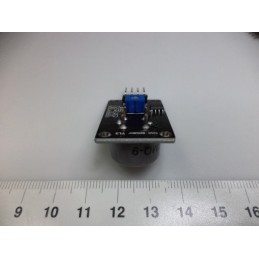 MQ9 Yanıcı Gaz ve Karbondioksit Sensörü