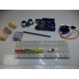 ARduino Uno R3 Ch340 Set01