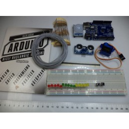 Arduino Uno R3 Ch340 Kitaplı Set03