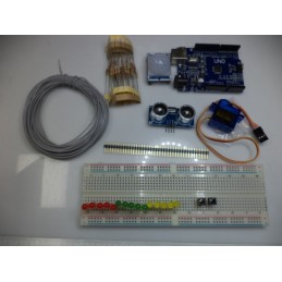 Arduino Uno R3 Ch340 Set04