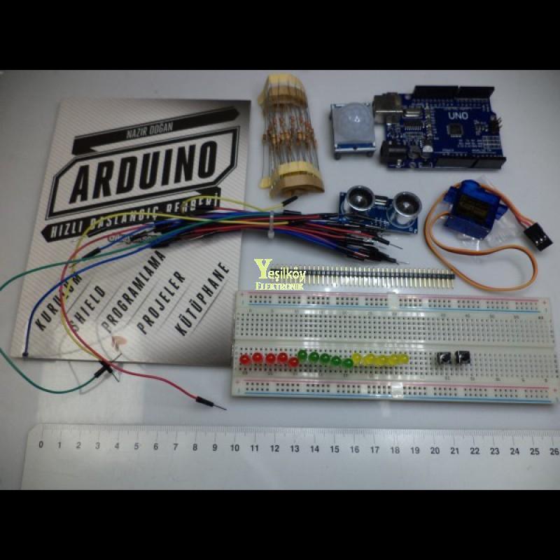 Arduino Uno R3 Ch340 Set05
