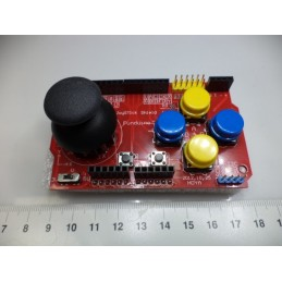 Joystick Shield Butonlu