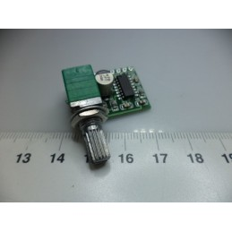 Pam8403 Potansiyometreli Anfi 5v
