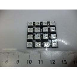 ws2812 Programlanabilir Led Matrix
