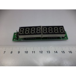 Max7219 8li 7 Segment Display Modülü