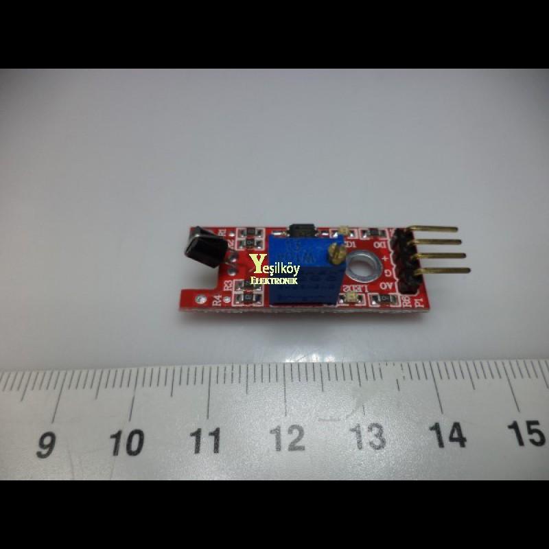 Metal Dokunmatik Sensör