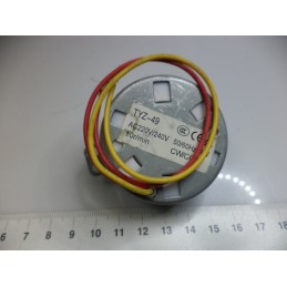 220v 10rpm AC Redüktörlü Motor