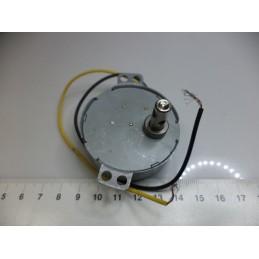 220v 2.5rpm AC Redüktörlü Motor