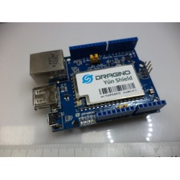 Arduino Yun Shield