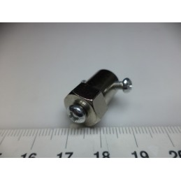 4mm Hex Kısa Kaplin