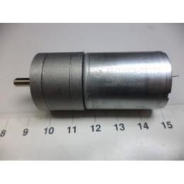 1000rpm 25mm 12volt Redüktörlü Motor