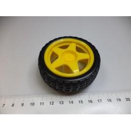 Sarı Tekerlek 66mm