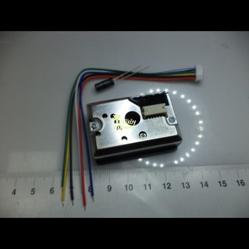 Sharp Optik Toz Sensör Modülü