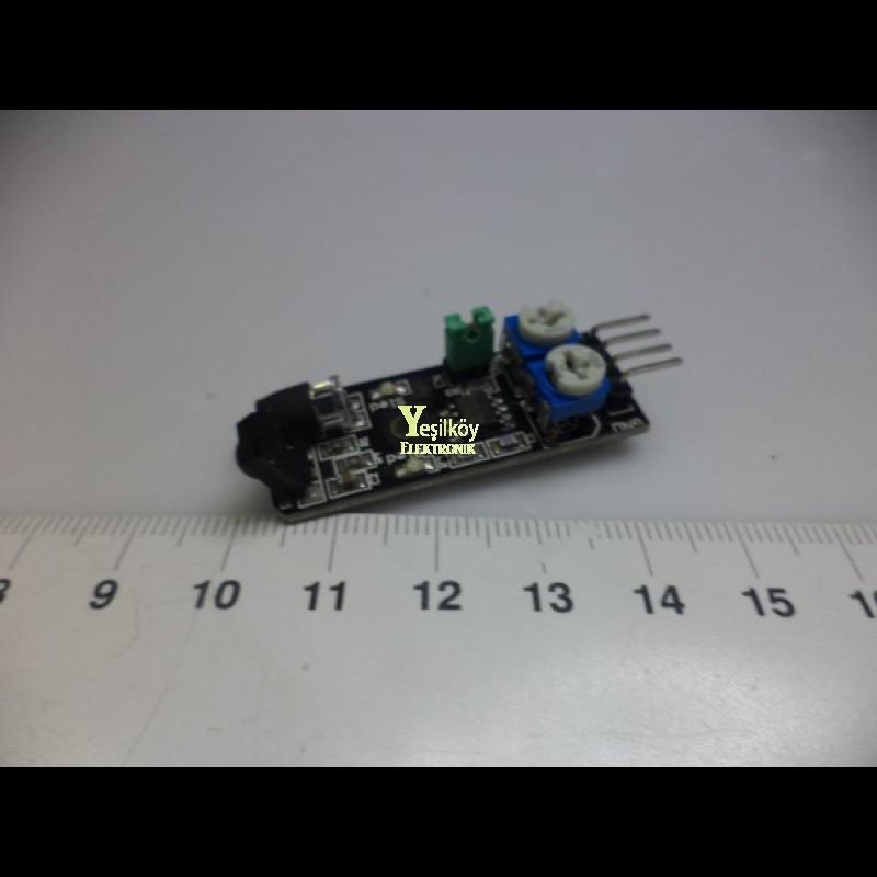 Kızılötesi Engel Algılama Sensör Modülü