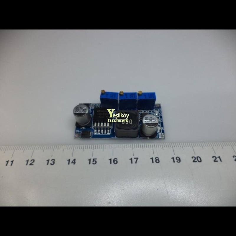 Lm2596 Lityum Sabit Akım ve Voltaj Devresi