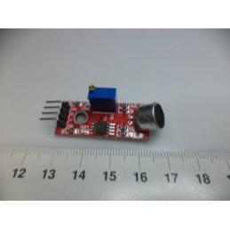 Büyük Mikrofonlu Sens Sensör Modülü