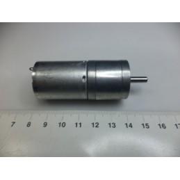 9v 77RPM 25mm Redüktörlü Motor
