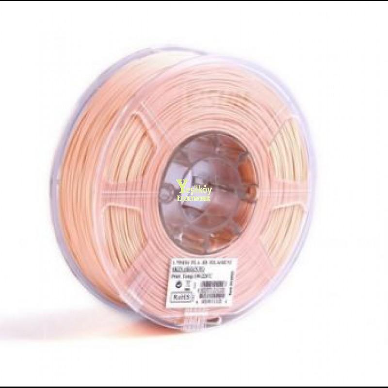 Esun 1.75mm Gri PLA Plus Filament 1kg