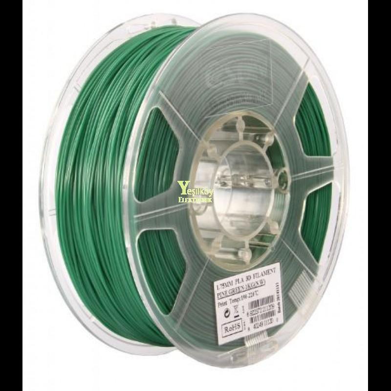 Esun 1.75mm Cam Yeşili PLA Plus Filament 1kg