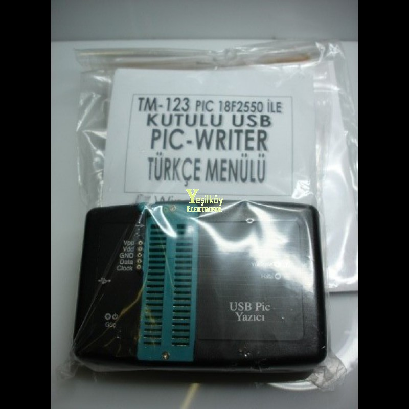 Kutulu Pic Programlayıcı