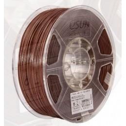 Esun 1.75mm Kahverengi PLA Plus Filament 1kg