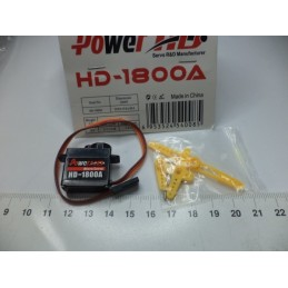 Power HD1800A Micro Servo 1.3kg