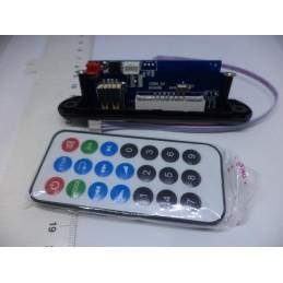 Bluetooth Mp3 Çözücü Araç Modülü