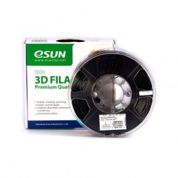 Esun 1.75mm Siyah Abs Plus Filament 1kg