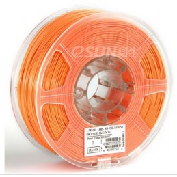 Esun 1.75mm Turuncu Abs Plus Filament 1kg