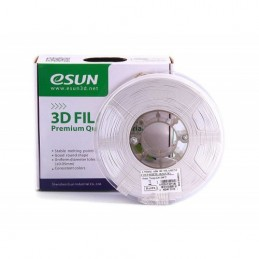Esun 1.75mm Beyaz Abs Plus Filament 1kg