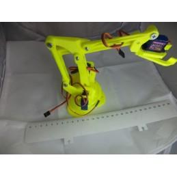 Plastik Robot Kol