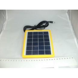 6v 2watt Kablolu Güneş Paneli