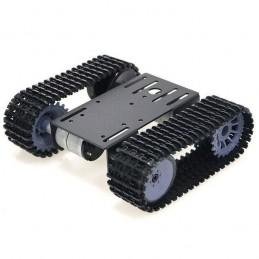 Tank Şasesi Metal tp101