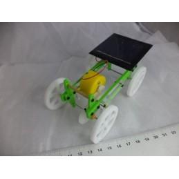 Güneş Panelli Solar Araba