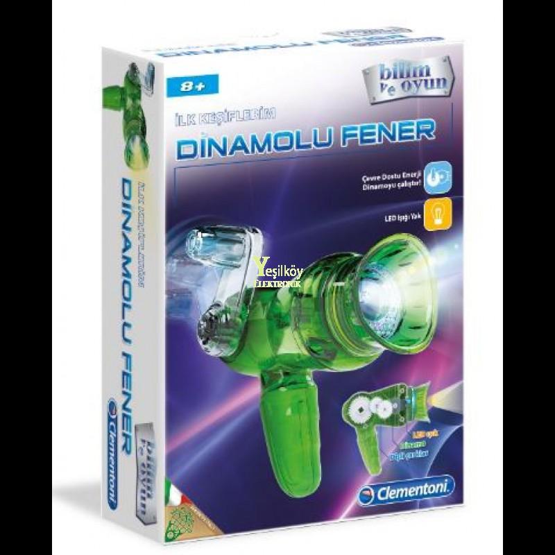 Clementroni ilk Keşiflerim Dinomolu Fener 64289