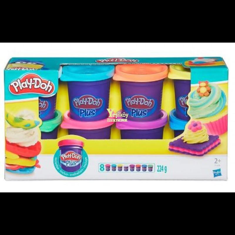 Play Doh Yumuşak Oyun Hamuru 8li a1206