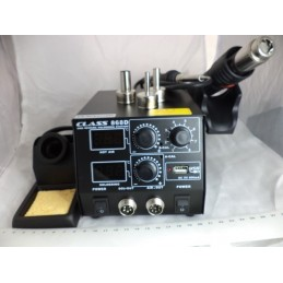 Class 868d Üflemeli Isı Ayarlı Havya 60watt