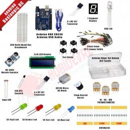 Arduino Başlangıç Seti 03-20