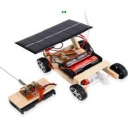 Solar Ahşap Kumandalı Araba Seti