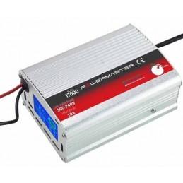 Powermaster 12v 10A Akü Şarj Aleti Digital