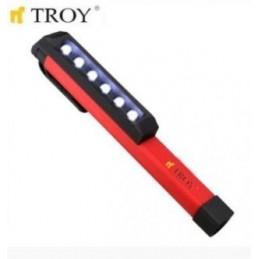 Troy Çalışma Lambası 6ledli Mıknatıslı
