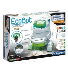Clementoni Robotik Labrotuvar Ecobot Çevreci Robot