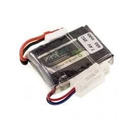 7.4V Lipo Batarya 450mAh 25C 2s