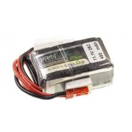 11.1V Lipo Batarya 450mAh 25C 3s Lipo Pil