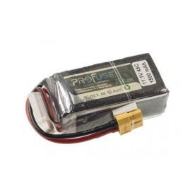 11.1V Lipo Batarya 1500mAh 45C 3s Lipo Pil