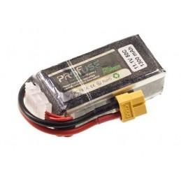11.1V Lipo Batarya 1300mAh 50C 3s Lipo Pil