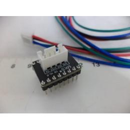 MKS 57 86 Akım Düzenliyici Step motor