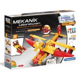 Clementoni Mekanik Laboratuvarı Seaplane ve Hydroplane 64436